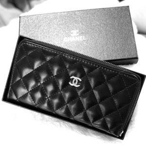 Copy- Chanel Wallet